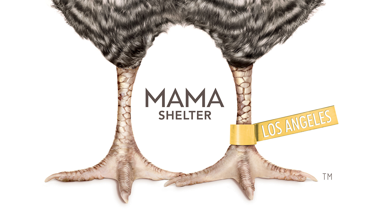 MAMA Shelter Hotel, Hollywood